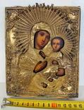 Икона ''Богородица Иверская (или Тихвинская)'', фото №4