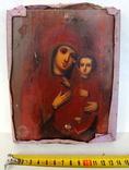 Икона ''Богородица Иверская (или Тихвинская)'', фото №12