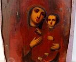Икона ''Богородица Иверская (или Тихвинская)'', фото №13