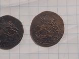 З монеты полушки 1759, 1795 (копии), фото №10