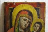 Казанская Богородица 36х28, фото №4