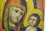 Казанская Богородица 36х28, фото №8