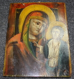 Казанская Богородица 36х28, фото №12