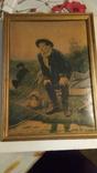 Репродукция художественная Рыболов, фото №2