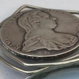 Талер Мари Терезы 1780 год. Держатель для денег., фото №7