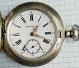 Часы. Швейцария старинные., фото №4