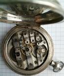 Часы. Швейцария старинные., фото №9