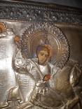 Икона Св. Георгий 31*27, фото №4