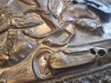 Икона Св. Георгий 31*27, фото №5