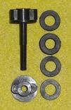 Болт для М.Д. 6мм + 4 Уплотнительные резинки, фото №2