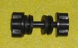 Болт для М.Д. 6мм + 4 Уплотнительные резинки, фото №4