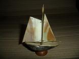 Сувенир кораблик корабль парусник, фото №2