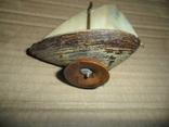 Сувенир кораблик корабль парусник, фото №9