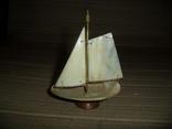 Сувенир кораблик корабль парусник, фото №10