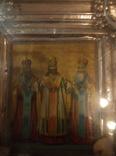 Икона Три Святых, фото №2