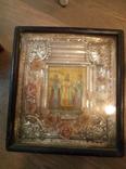 Икона Три Святых, фото №3
