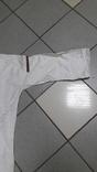 Вишита сорочка на домотканому полотні, фото №3