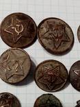 Пуговицы СССР, фото №3