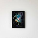Картина/ живопис/ абстракція Fluid Art #66 acrylic, фото №12