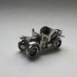 Авто сувенир СССР метал, фото №3