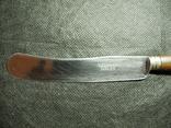 Нож для масла Krespach Mainz. 3 рейх., фото №7