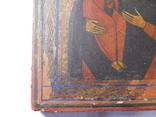 Икона. Иерусалимская Божья Матерь. Размер 17х22 см, фото №8