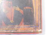Икона. Иерусалимская Божья Матерь. Размер 17х22 см, фото №9