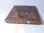 Икона. Иерусалимская Божья Матерь. Размер 17х22 см, фото №11