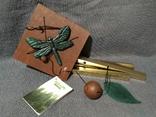 Колокольчик Фен-Шуй из Англии Очень приятный, фото №3