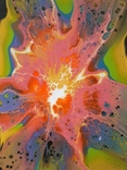 Картина/ живопис/ абстракція Fluid Art #70 acrylic, фото №7