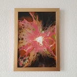 Картина/ живопис/ абстракція Fluid Art #71 acrylic, фото №11