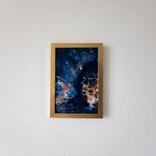 Картина/ живопис/ абстракція Fluid Art #72 acrylic, фото №12