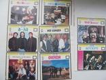 Вкладыши для аудиокассет 80-90 годов Новые 21 штука, фото №3