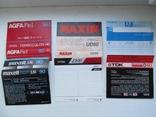 Вкладыши для аудиокассет 80-90 годов 6 штук, фото №2