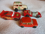 Модельки авто. (4шт), фото №2