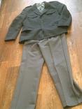 Китель + штаны (серые) разм.40, фото №6