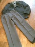 Китель + штаны (серые) разм.40, фото №13