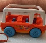 Машина matchbox family camper 1972 год, фото №7