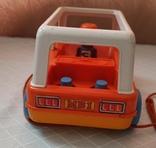 Машина matchbox family camper 1972 год, фото №8