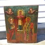 Покров Пресвятой Богородицы ( 57 на 70 см ), фото №2