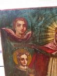 Покров Пресвятой Богородицы ( 57 на 70 см ), фото №7