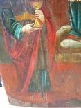Покров Пресвятой Богородицы ( 57 на 70 см ), фото №8