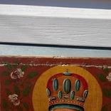 Святой Николай - старинная икона ( 30 на 39 см ), фото №4