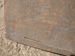 Святой Николай - старинная икона ( 30 на 39 см ), фото №9