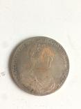 Екатерина 1726 два рубля копия, фото №2