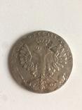 Одесский рубль 1707 копия, фото №3
