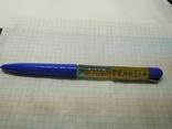 Ручка шариковая с плавающим корабликом. Venezia, фото №6