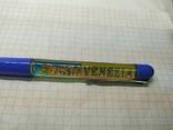 Ручка шариковая с плавающим корабликом. Venezia, фото №7