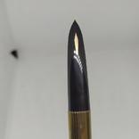 Ручка перьевая с золотым пером Golden Star. Китай., фото №4