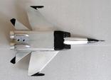 Реактивний літак, МИГ 31?, сувенір з СРСР, фото №3
